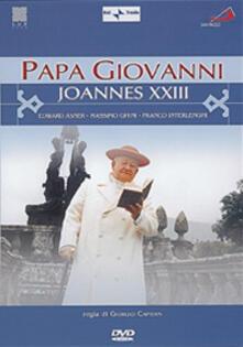 Papa Giovanni di Giorgio Capitani - DVD
