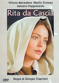 Locandina Rita da Cascia