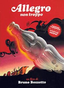 Allegro non troppo di Bruno Bozzetto - DVD