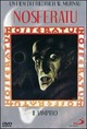 Cover Dvd DVD Nosferatu il vampiro