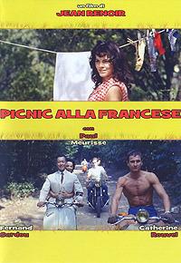 Locandina Picnic alla francese