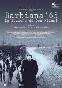 Barbiana '65. Le lezioni di Don Milani (DVD) di Alessandro G. A. D'Alessandro - DVD