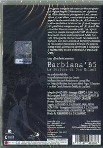 Barbiana '65. Le lezioni di Don Milani (DVD) di Alessandro G. A. D'Alessandro - DVD - 2
