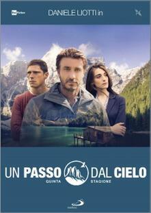 Un passo dal cielo. Stagione 5. Serie TV ita (5 DVD) di Enrico Oldoini - DVD