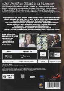 Abramo (DVD) di Joseph Sargent - DVD - 2