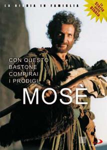Mosè (DVD) di Roger Young - DVD