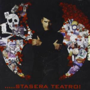 Stasera Teatro - CD Audio di Francesco Baccini