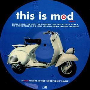 This Is Mod part 2 - Vinile LP