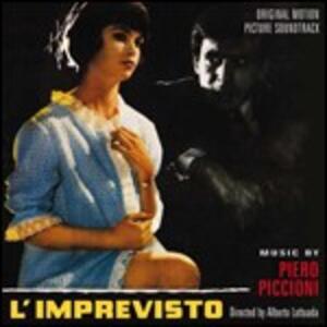 L'imprevisto (Colonna Sonora) - CD Audio di Piero Piccioni