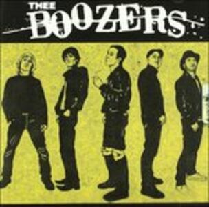 Thee Boozers - CD Audio di Thee Boozers