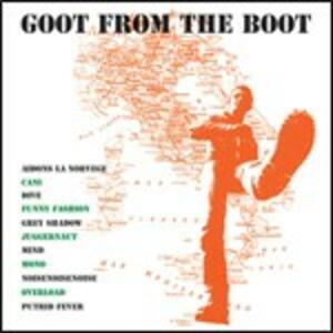 Goot from the Boot - CD Audio