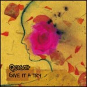 Give it a Try - CD Audio di Quigoh