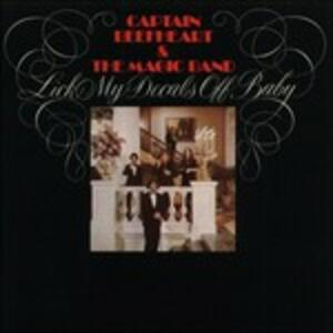 Lick My Decals Off Baby - Vinile LP di Captain Beefheart
