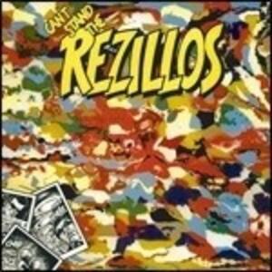 Can't Stand the Rezillos - Vinile LP di Rezillos