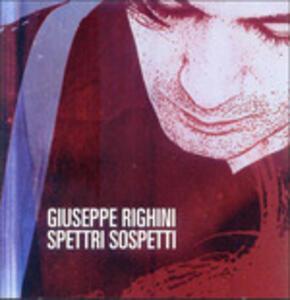 Spettri sospetti - CD Audio di Giuseppe Righini