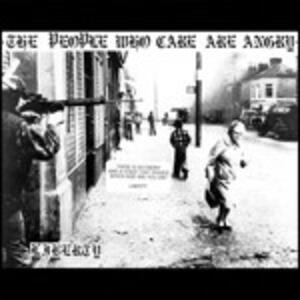 People Who Care Are Angry - Vinile LP di Liberty