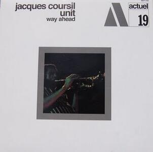 Way Ahead - Vinile LP di Jacques Coursil