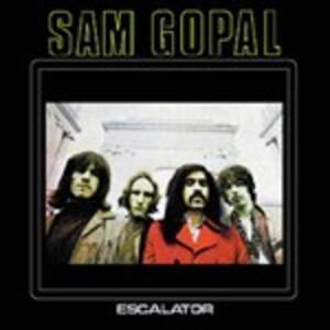 Escalator - Vinile LP di Sam Gopal