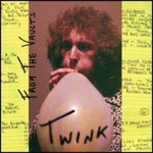 From the Vaults - Vinile LP di Twink