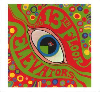 Psychedelic Sound - Vinile LP di 13th Floor Elevators
