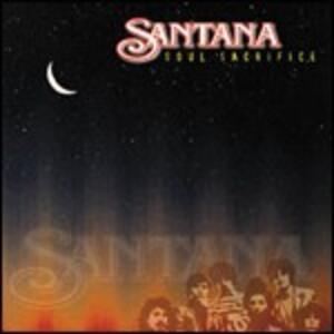 Soul Sacrifice - Vinile LP di Santana