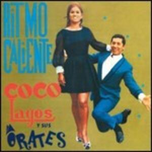 Ritmo caliente - CD Audio di Coco Lagos,Orates