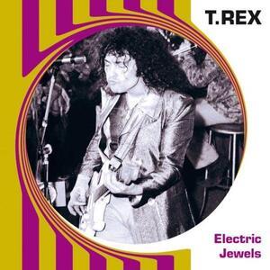 Electric Jewels - CD Audio di T. Rex