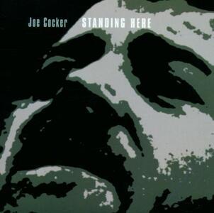 Standing Here - Vinile LP di Joe Cocker