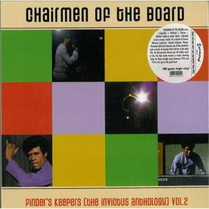 Finder's Keepers vol.2 - Vinile LP di Chairmen of the Board