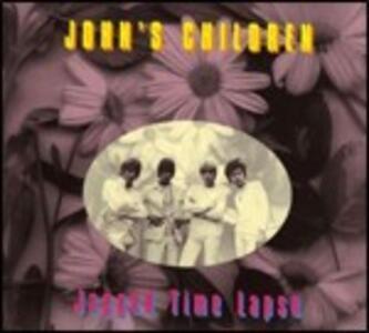 Jagged Time Lapse - CD Audio di John's Children