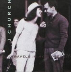 Travels in Hyper Reality - Vinile 10'' di J Church