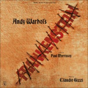 Andy Warhol's Flesh for Frankenstein (Colonna Sonora) - Vinile LP di Claudio Gizzi