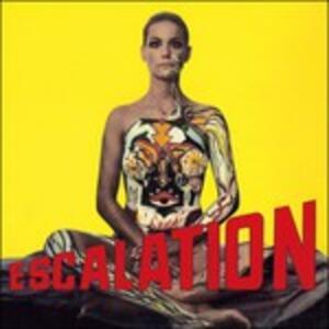 Escalation (Colonna Sonora) - Vinile LP di Ennio Morricone