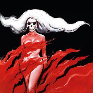 I lunghi capelli della morte (Colonna Sonora) - Vinile LP di Carlo Rustichelli