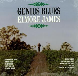 Genius Blues - Vinile LP di Elmore James