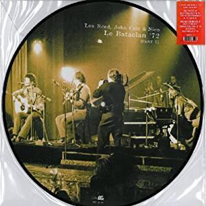 Le Bataclan 1972 vol.1 - Vinile LP di Lou Reed,John Cale,Nico