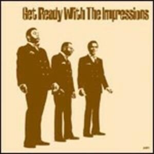 Get Ready with the Impressions - Vinile LP di Impressions