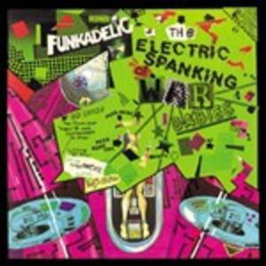 Electric Spanking of War - Vinile LP di Funkadelic