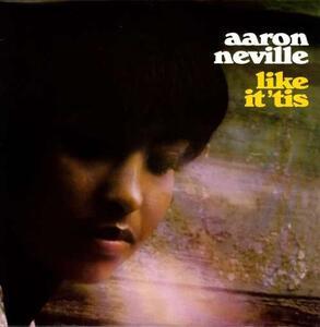 Like it 'tis - Vinile LP di Aaron Neville