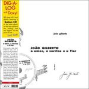 O amor o sorriso e a flor - Vinile LP di Joao Gilberto