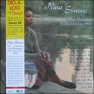 Legendary First Recordings in NYC 1957 - Vinile LP + CD Audio di Nina Simone
