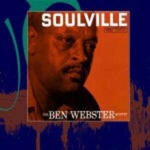 Soulville - Vinile LP + CD Audio di Ben Webster