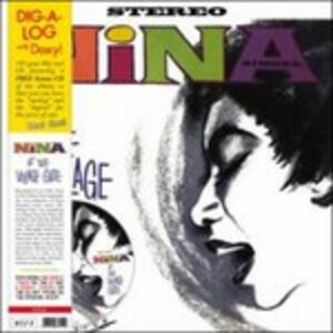 Nina at the Village Gate - Vinile LP + CD Audio di Nina Simone