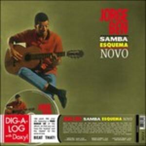 Samba esquema novo - Vinile LP + CD Audio di Jorge Ben