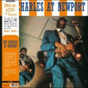 Live at Newport '58 - Vinile LP + CD Audio di Ray Charles
