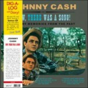 Now, There Was a Song! - Vinile LP di Johnny Cash
