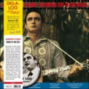 The Fabulous Johnny Cash - Vinile LP + CD Audio di Johnny Cash