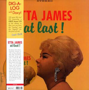 At Last - Vinile LP + CD Audio di Etta James