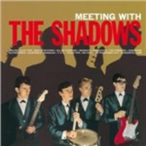 Meeting with - Vinile LP + CD Audio di Shadows
