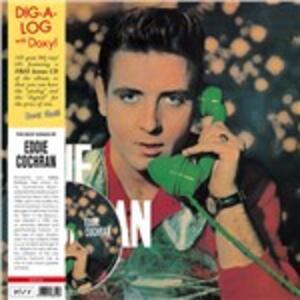 Eddie Cochran - Vinile LP + CD Audio di Eddie Cochran